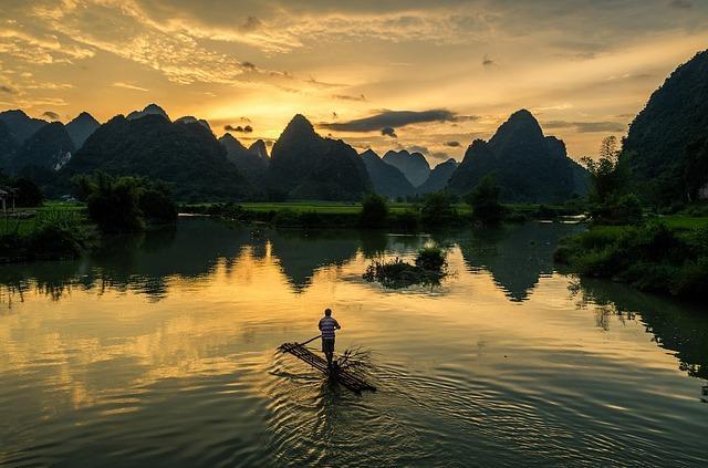 Höjdpunkterna i Vietnam