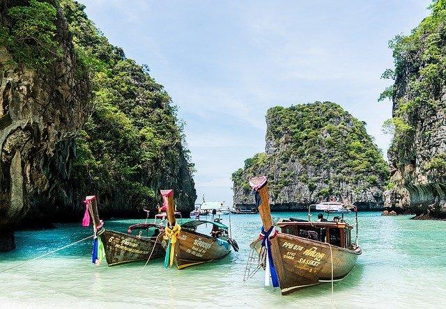 Thailand - Svenskarnas favorit